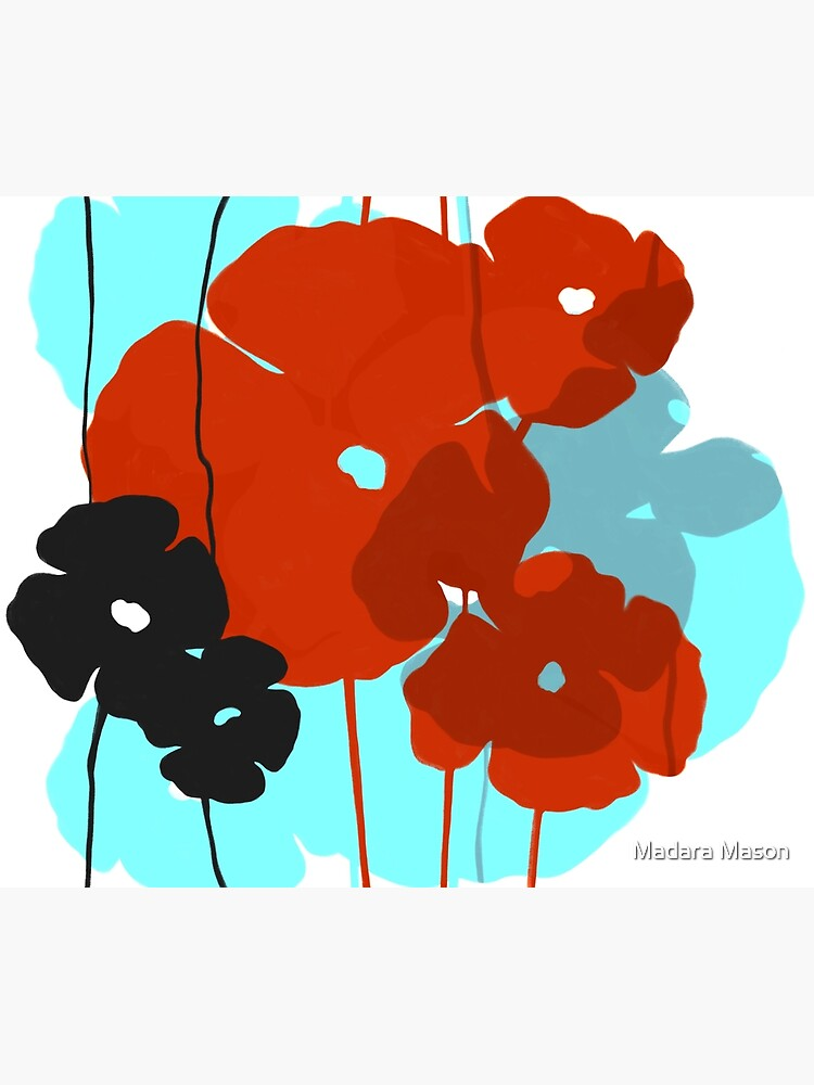 Poppies by madaramason