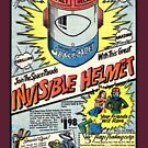 Invisible Space Helmet by zork40