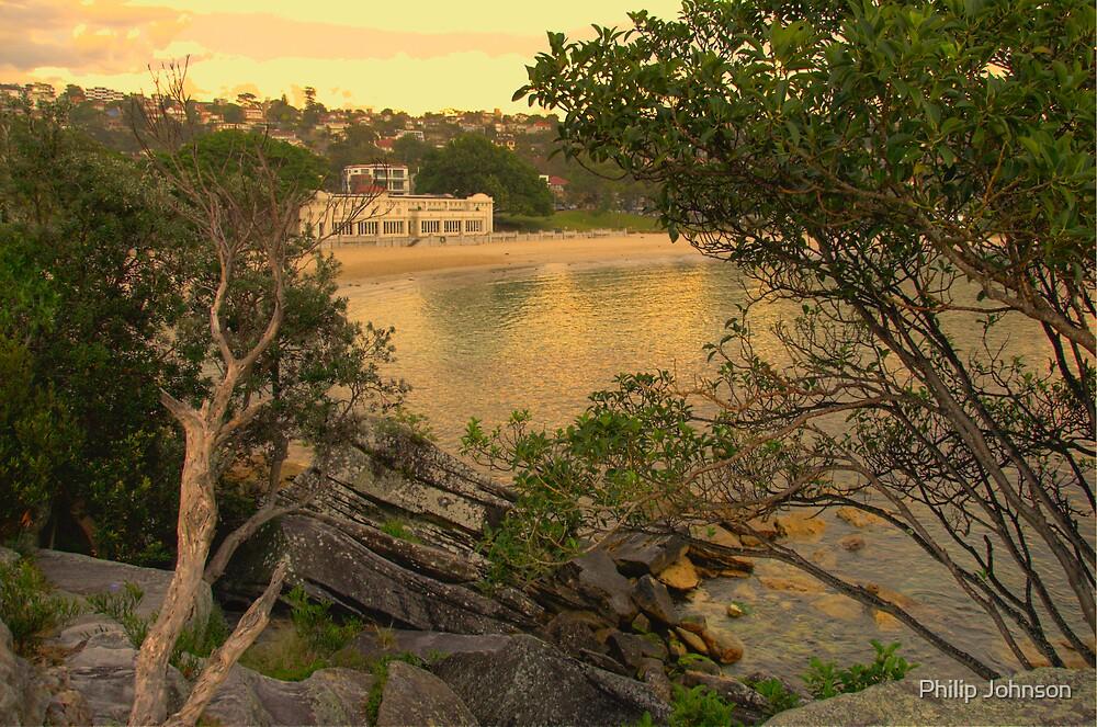 Pavillion - Balmoral Beach - The HDR Series by Philip Johnson