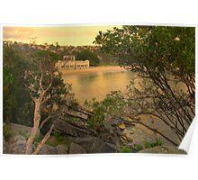 Pavillion - Balmoral Beach - The HDR Series Poster