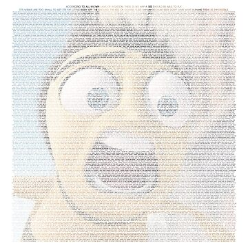 BEE MOVIE ENTIRE SCRIPT with Barry Face by GHDParody