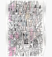 COMPLICATED CITY(C2012) Poster
