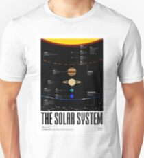 The Solar System Explained T-Shirt