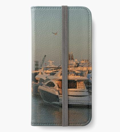 Port of Poole Pano iPhone Wallet