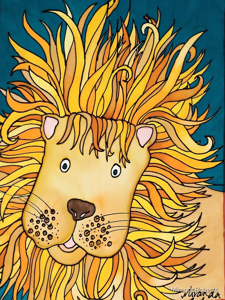 Zulu the Littlest Lion by MirandaRoberts