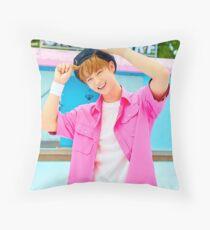 Bae Jinyoung Throw Pillow