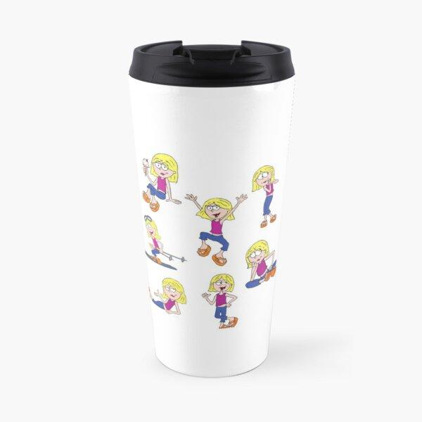 Lizzie McGuire Cartoon Pack Travel Mug