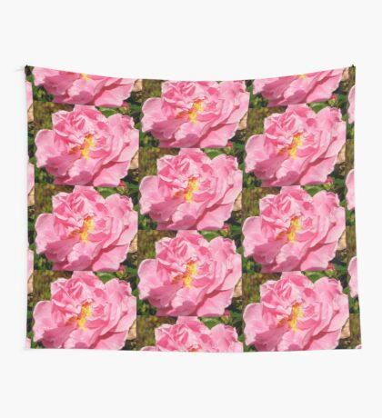 Governor General's rose 10 Wall Tapestry
