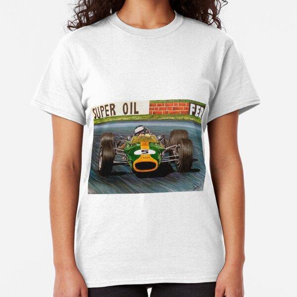 Jim Clark Lotus 49 Camiseta clásica