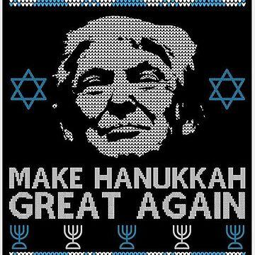¡Haz que Hanukkah sea grandioso otra vez! de andrewcb15