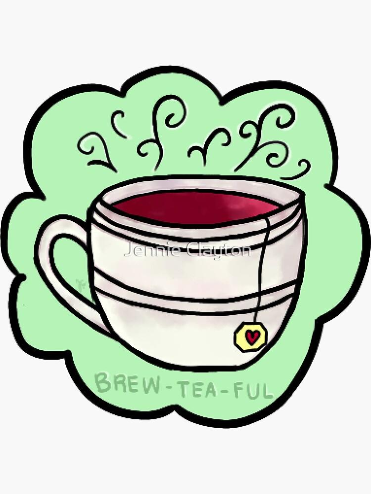 brew-tea-ful de jennieclayton