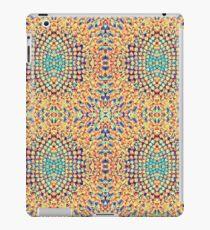Abstract Sunflower iPad Case/Skin