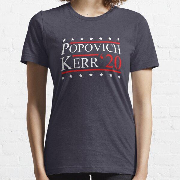 Popovich Kerr 2020 T-Shirt Essential T-Shirt