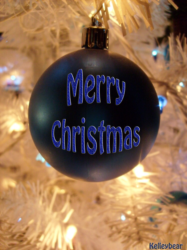 Merry Christmas  by kelleybear