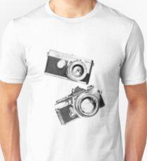 Olympus Pen/OM1 Unisex T-Shirt