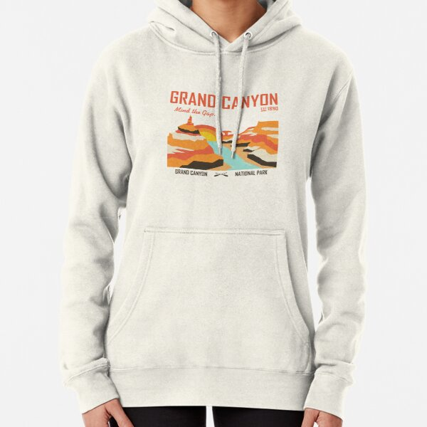Grand Canyon National Park Pullover Hoodie