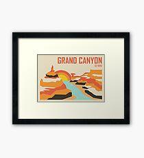 Grand Canyon National Park Framed Print
