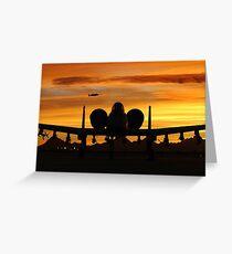 Aviation Greeting Card