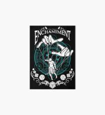Enchantment - D&D Magic School Series : White Art Board