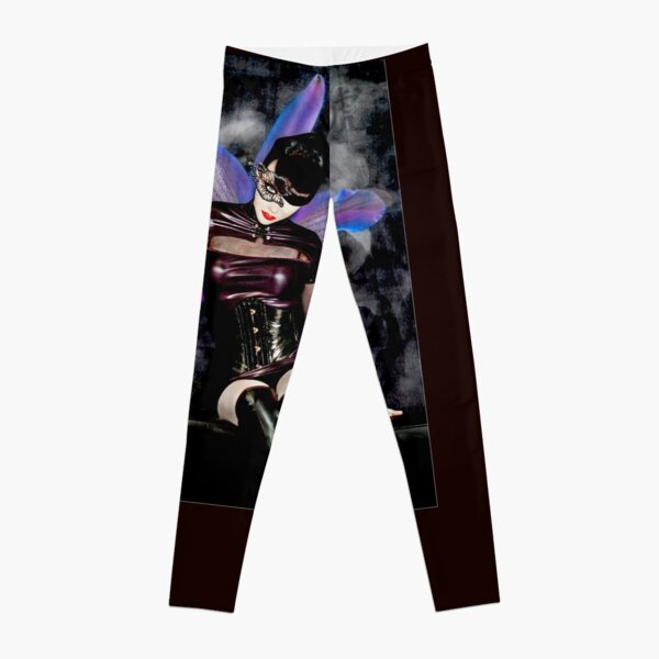 """Tiger Orchid"" Leggings"