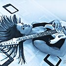"""""""My Ibanez Jem"""" by PAGalleria"""