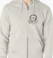 Real Bands Save Fans Zipped Hoodie