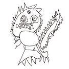 Ryker's Monster by Lorie Warren