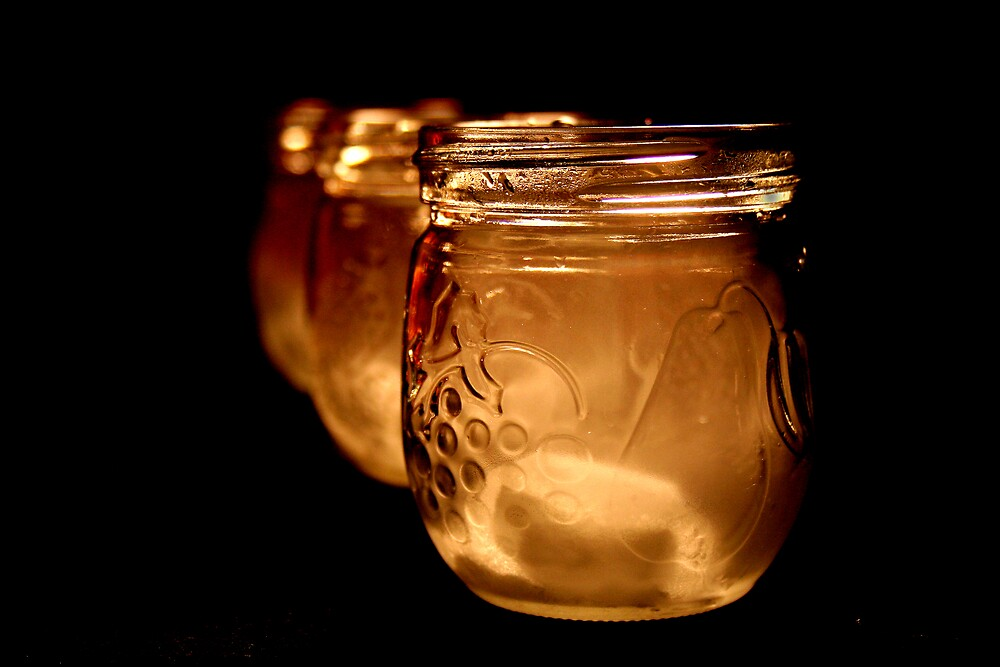 Jars of inspiration  by Earl McCall