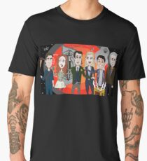 Librarians and the Raiders of the Looney Zone Men's Premium T-Shirt