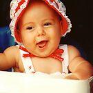 Strawberry Girl by clizzio