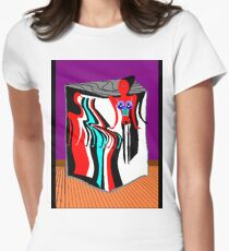 Art Works  018 Women's Fitted T-Shirt