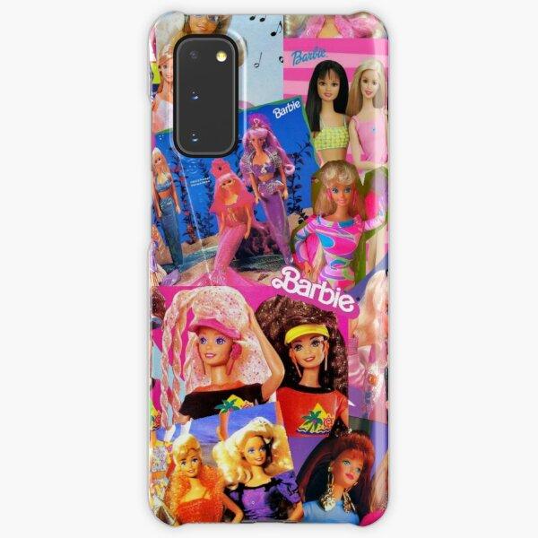 80's barbie Samsung Galaxy Snap Case
