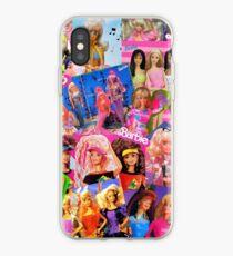 80's barbie iPhone Case