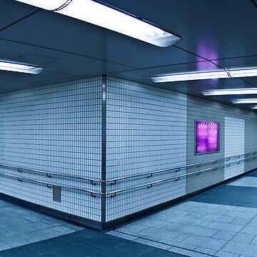 Tokyo Underpass by Vertigo