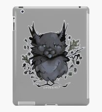 Warrior Cats - Cinderpelt Painting  iPad Case/Skin