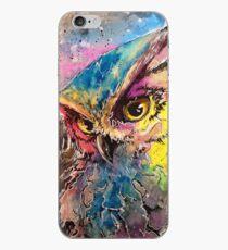 Galaxy Owl iPhone Case