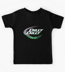 Dilly Dilly Bud Like Green Kids Clothes