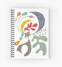 charmed Spiral Notebook