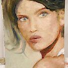 portrait 1 by harleym