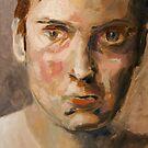 portrait 3 by harleym