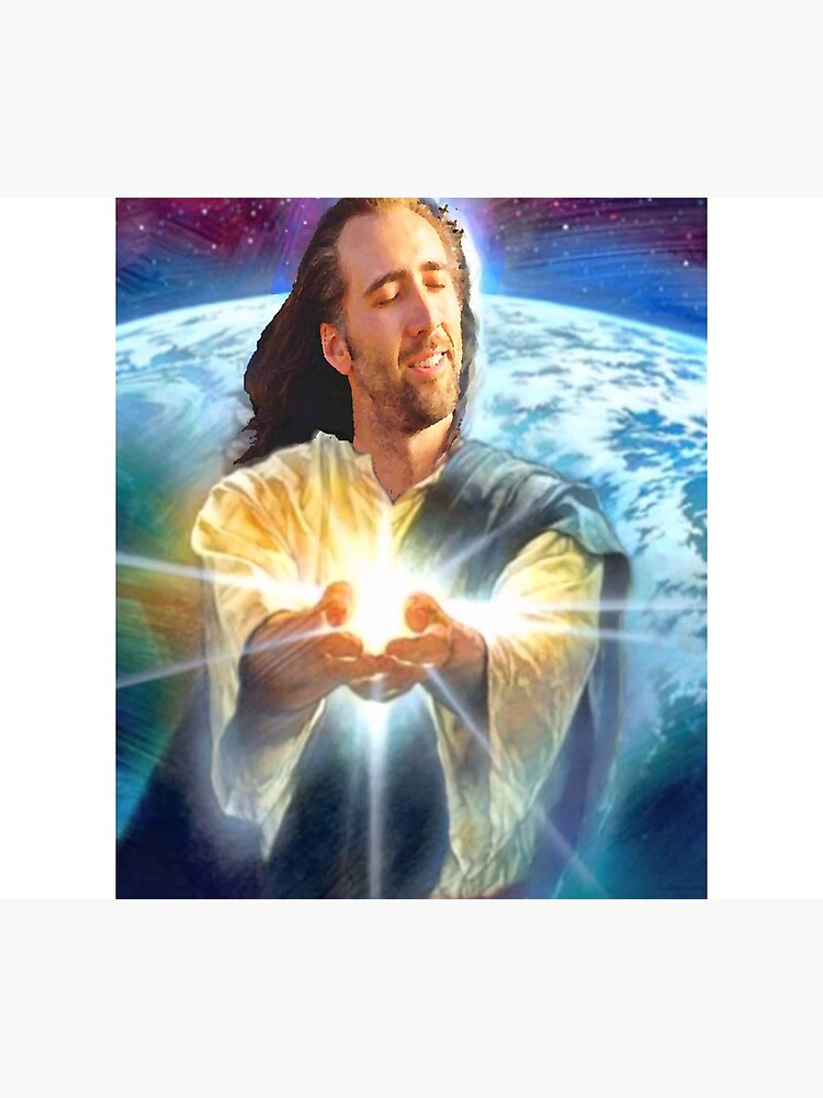 jesus cage by macliam