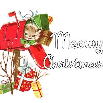 Meowy Christmas by zork40