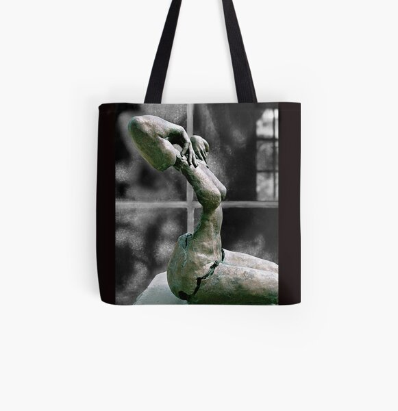 Incomplete Woman All Over Print Tote Bag