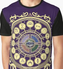 The Planes of Existence - D&D School Series Graphic T-Shirt