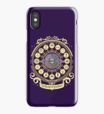 The Planes of Existence - D&D School Series iPhone Case/Skin