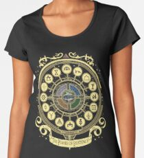Die Ebenen des Daseins - D & D School Series Frauen Premium T-Shirts
