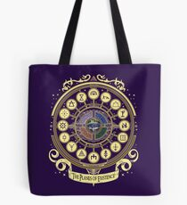The Planes of Existence - D&D School Series Tote Bag