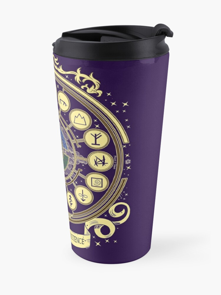 Alternate view of The Planes of Existence - D&D School Series Travel Mug