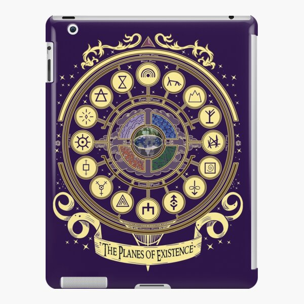 The Planes of Existence  iPad Snap Case