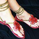 Renaissance shoes by Pendragon Shoes